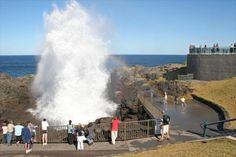Kiama Blowhole N.S.W Australia