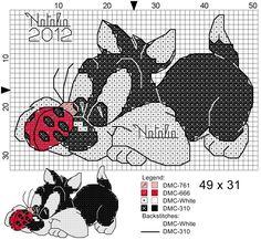 724 Fantastiche Immagini Su Punto Croce Nel 2019 Embroidery