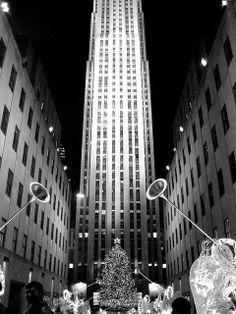Christmas Night in New York City:  11pm