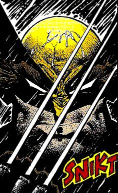 #Wolverine by Sam Keith