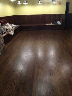 Hardwood Floor Stain Colors On Pinterest Minwax Red Oak