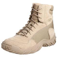 "Oakley Men's SI Assault 6"" Hiking Boot,Desert $63.77 - $159.97"