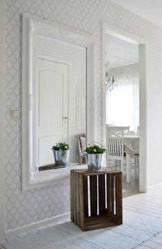 k n o r k a n Happy House, Beautiful Interior Design, Nordic Design, Scandinavian Home, Modern Country, Cozy House, New Homes, Art Deco, House Design