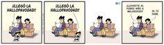 Pepito: Hallopavodad
