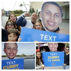 A few members of #DubNation in Disney World have an important message for you - Dub The Vote! Stephen Curry #NBABallot