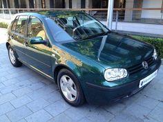 1999 VW Golf 1.9L SDI.  My new beater car for Germany.  No frills, just a good standard car.