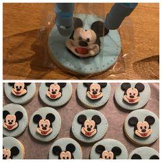Mickey Cookies Mini Donuts, Push Up Cake, Cake Pops, Cupcakes, Cookies, Desserts, Food, Pies, Mini Doughnuts