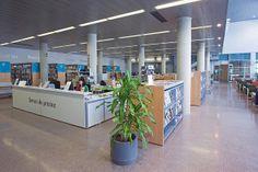 L'HOSPITALET DE LLOBREGAT Biblioteca Bellvitge