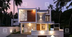 6-cent-house-calicut-night