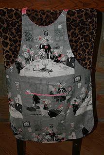 Ghastlies chef apron from Mrs. Linda Ghastlie.