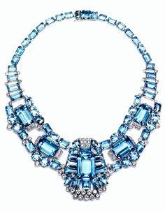 Cartier's Blue Diamonds