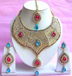 Diamond Bridal Jewelry Set NP-215