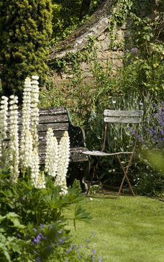 Oud 'Mill House' met romantische tuin aan de Cherwell.
