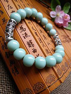 Porcelain/China Celadon Di Kiln Celadon Bracelet/World Intangible Cultural Heritage