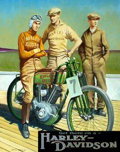 1920 C HARLEY DAVIDSON