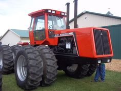 Challenger / Caterpillar 65 tractor salvaged for used ...