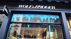 Wolf & Badger   Shopping in Westbourne, London