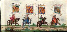 Triunfo del Emperador Maximiliano I, Rey de Hungría, Dalmacia y Croacia, Archiduque de Austria. Manuscrito — 1501-1700?