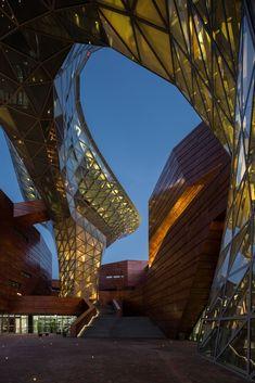 Gallery of The World Expo Museum / ECADI - 10