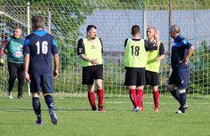 Partida dintre FC Union și Romprim, din cadrul etapei a 15-a din campionatul județean Ilfov, s-a încheiat în minutul 45 cu victoria