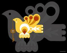 Keane - Under the Iron Sea's Fastastic Decoration of Design (31)   Flickr