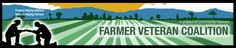 Farmer Veteran Coalition -  The mission of the Farmer Veteran Coalition is to mobilize veterans to feed America!  What an awesome idea!