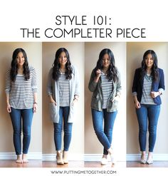 Style 101: The Completer Piece