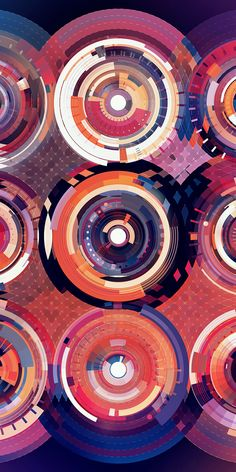 Adobe Creative Cloud Mosaic Tile on Behance