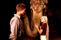 Water For Elephants #movies