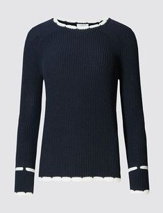 BNWT Peter England Crew Neck Jumper Grey Sale Price Size Large