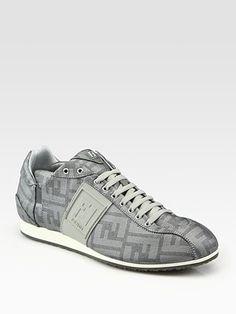 Fendi  Softy Sneakers