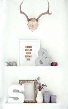 Animal . Deco Idea . White board . Inspiration