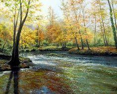 paisajes pintados en oleos