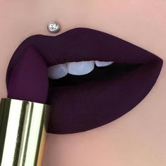 89 Gorgeous lip makeup ideas - Deep Void' Lipstick, lipstick #lip #lipmakeup #makeup #lipgloss #mattelip