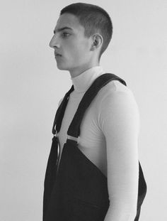 #Harris at Tomorrow Is Another Day, shot by Olga Bozalp , Styled by Jerome Andre, groomed by Takuya Uchiyama and casted by Alina Brandt at Creartvt