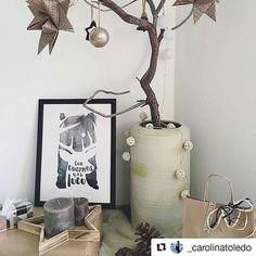 La aventura de ir sin miedo.,   #mrpaperson #renos #navidad #christmas #christmasdeco #creative #minimalist #minimalove #minimalobsession #love #minimalhunter #minimalista #minimalismo #beautiful #homedesign #homedecor #inspiration #decoracionparedes #walldeco #wallart #laminasexclusivas #laminasdecorativas ... Deco by @carolinatoledo_