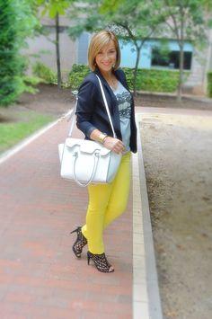 Nievo post #angycloset #moda #tendencias #blog #blogger #blogdemodalogroño #fashion #fashionblogger #outfit #outfit4you #outfitdeldia #outfitoftheday #style #streetstyle #streetstyledeluxe #stylelogroño #hellochicisimas #searchstyle @zaraofficial @suiteblanco @hm http://www.angycloset.com/2015/09/yellow-trousers.html?m=0