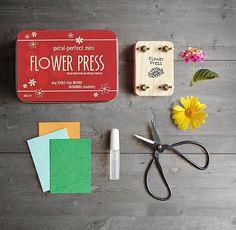 $10 Petal-Perfect Mini Flower Press