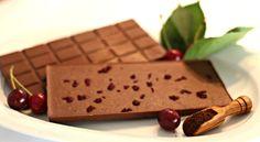 Kaffee-Kirsch Schokolade