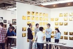 MATERIAL ART FAIR on Behance