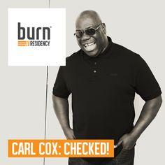 #Carlcox #burn