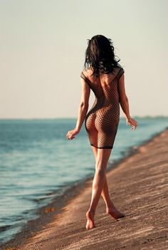 nice view on the beach