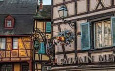 Postcard from Colmar Christmas Market Alsace : The Good Life France