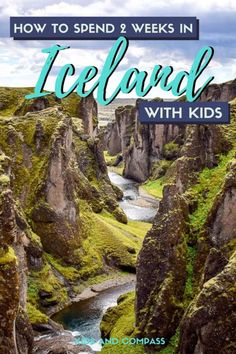 An itinerary to help you plan a 2 week family road trip around Iceland's famous Ring Road. See everything from Reykjavik, Vik, Jokulsarlon iceberg lagoon, Lake Myvatn, Snaefellsness peninsula and more.