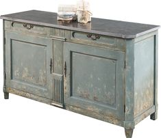 Louis Xvi 2 Drawer Accent Cabinet