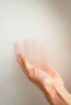 Fog and hand