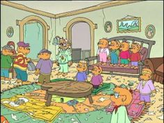 The Berenstain Bears Forget Their Manners - Social Butterfly badge