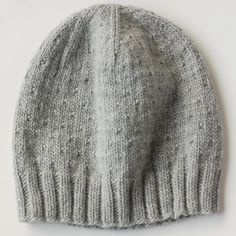 Jul Hat Knitting Pattern PDF Download