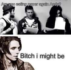 Again Andy.?