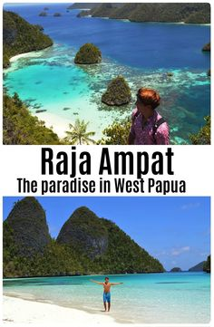 Complete guide to the paradise in West Papua Travel And Tourism, Travel Destinations, West Papua, Horse Carriage, Weekends Away, Travel Plan, Just Relax, The Province, All Over The World